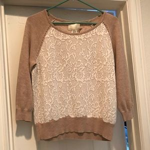 NWT Cynthia Rowley 100% 2-Ply Cashmere Sweater S